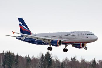 VQ-BIR - Aeroflot Airbus A320