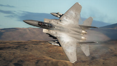 LN 204 - USA - Air Force McDonnell Douglas F-15E Strike Eagle