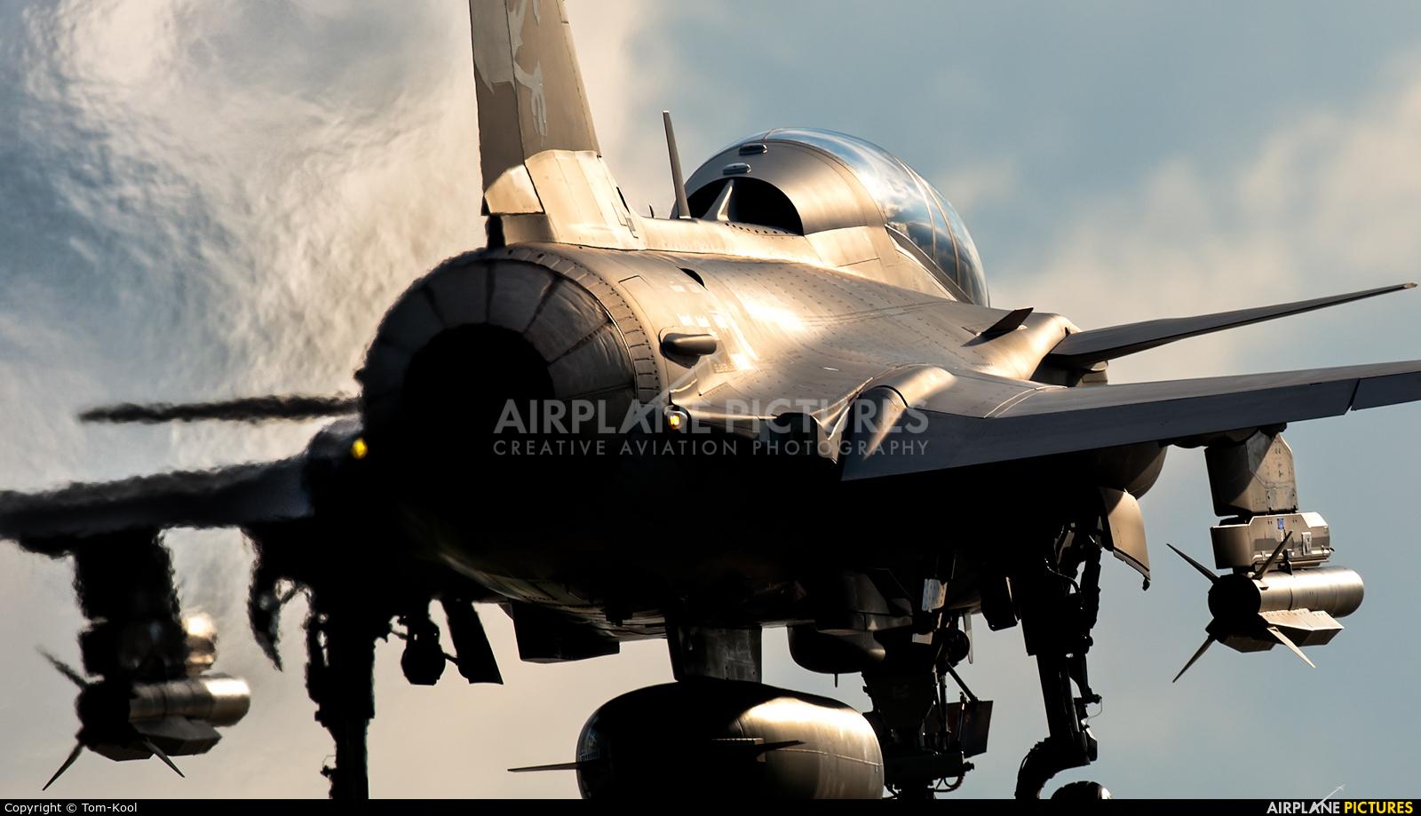 Denmark - Air Force - aircraft at Fairford