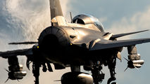 - - Denmark - Air Force SAAB JAS 39A Gripen aircraft