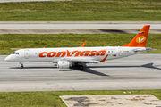 YV3016 - Conviasa Embraer ERJ-190-100 Lineage 1000 aircraft