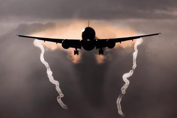 - - British Airways Boeing 777-200