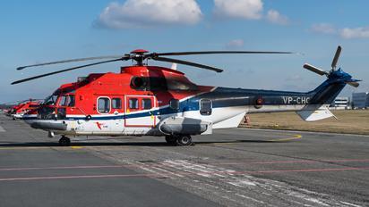 VP-CHC - Private Eurocopter AS332 Super Puma