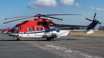 VP-CHC - Private Eurocopter AS332 Super Puma aircraft