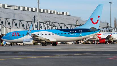 PH-TFC - TUI Airlines Netherlands Boeing 737-800