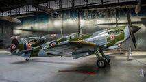 TB995 - Museum of Polish Aviation Supermarine Spitfire LF.XVIe aircraft
