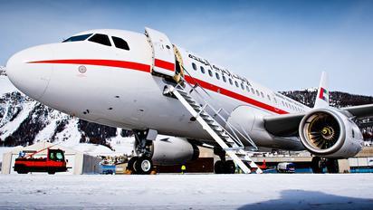A6-ESH - United Arab Emirates - Government Airbus A319 CJ