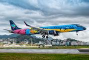 PR-AXH - Azul Linhas Aéreas Embraer ERJ-195 (190-200) aircraft