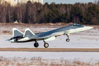 055 - Sukhoi Design Bureau Sukhoi T-50