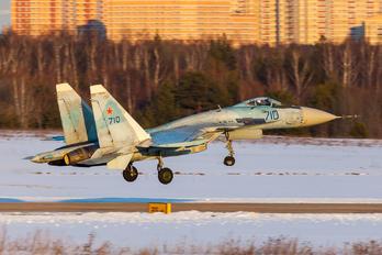 710 - Gromov Flight Research Institute Sukhoi Su-35