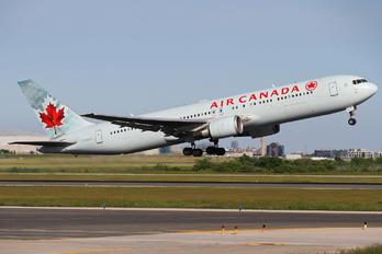 C-GHLQ - Air Canada Boeing 767-300ER