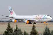 EP-MNA - Smile Air Boeing 747-400 aircraft