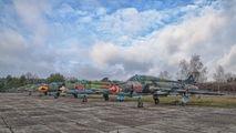 3911 - Poland - Air Force Sukhoi Su-22M-4 aircraft