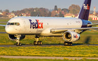 N901FD - FedEx Federal Express Boeing 757-200F aircraft