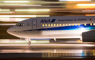 JA77AN - ANA - All Nippon Airways Boeing 737-800 aircraft