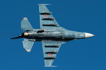 13-8519 - Japan - Air Self Defence Force Mitsubishi F-2 A/B