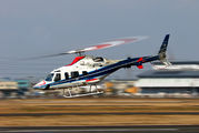 JA05TV - Nakanihon Air Service Bell 430 aircraft