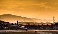 JA849C - JAL-  Japan Air Commuter de Havilland Canada DHC-8-400Q / Bombardier Q400 aircraft