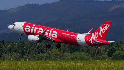 9M-AJC - AirAsia (Malaysia) Airbus A320