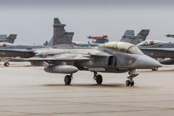 39824 - Sweden - Air Force SAAB JAS 39D Gripen