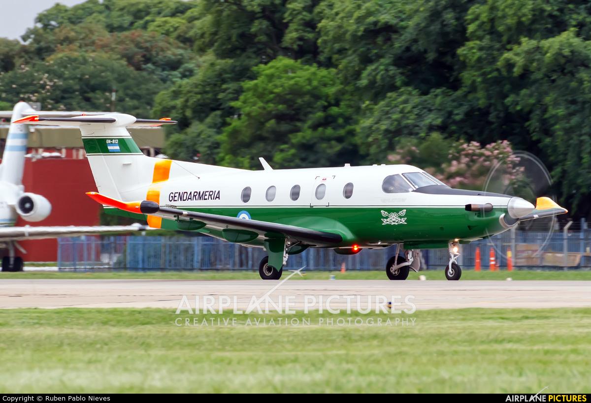 Resultado de imagen para Pilatus PC-12 + gendarmeria nacional