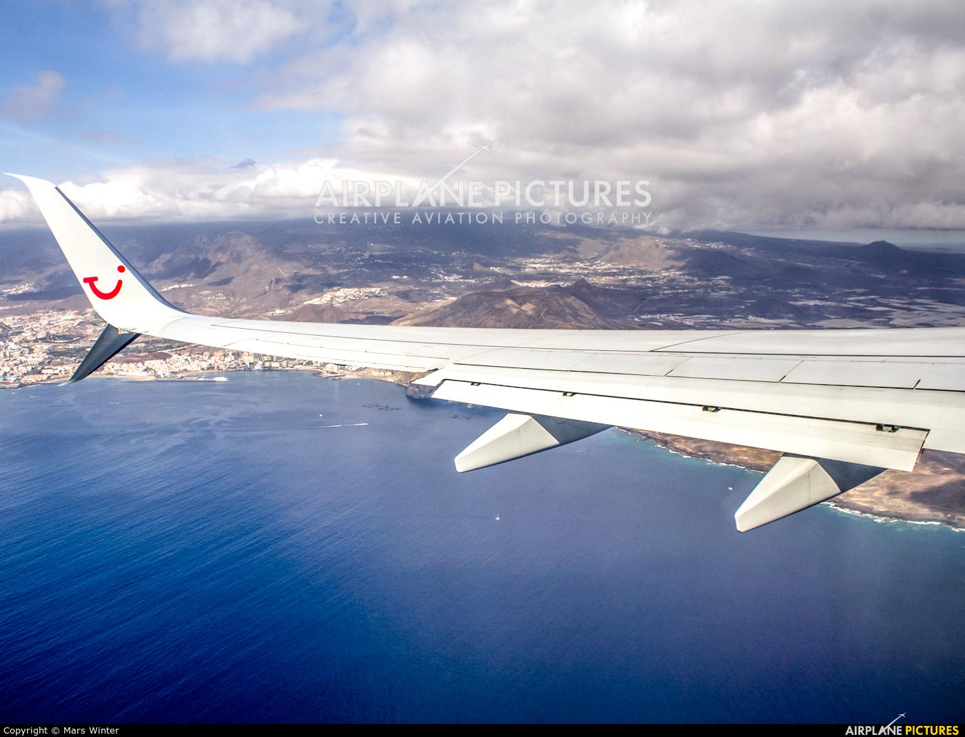 TUIfly D-ATUN aircraft at Tenerife Sur - Reina Sofia