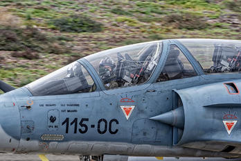 529 /115-OC - France - Air Force Dassault Mirage 2000B