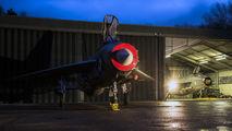 XR713 - Royal Air Force English Electric Lightning F.3 aircraft