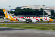 9V-OJE - Scoot Boeing 787-9 Dreamliner aircraft