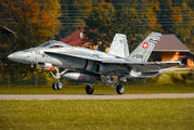 J-5016 - Switzerland - Air Force McDonnell Douglas F/A-18C Hornet aircraft