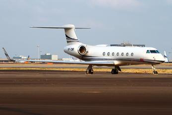 VP-CNP - Private Gulfstream Aerospace G-V, G-V-SP, G500, G550