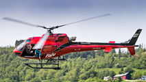 LN-OVN - Fonnafly AS Eurocopter AS350 Ecureuil / Squirrel aircraft