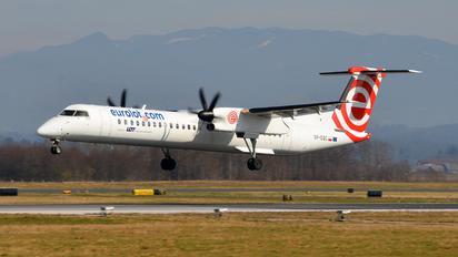 SP-EQC - euroLOT de Havilland Canada DHC-8-400Q / Bombardier Q400