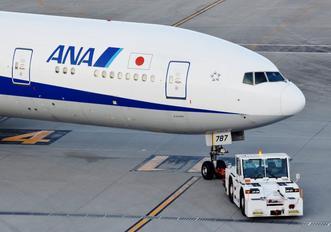 JA787A - ANA - All Nippon Airways Boeing 777-300ER