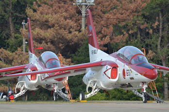 06-5637 - Japan - Air Self Defence Force Kawasaki T-4