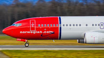 LN-DYP - Norwegian Air Shuttle Boeing 737-800 aircraft