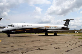 9Q-CKW - Katanga Wings McDonnell Douglas MD-83