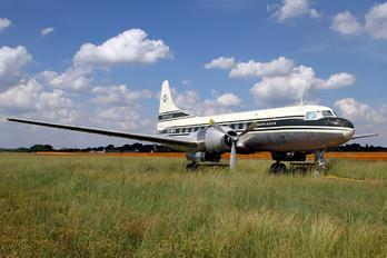 ZS-BRV - Rovos Air Convair CV-440 Metropolitan