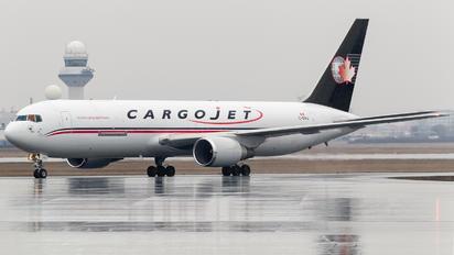 C-GVIJ - Cargojet Airways Boeing 767-300F