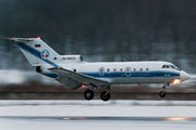 RA-88231 - Vologda Air Enterprise Yakovlev Yak-40 aircraft
