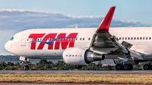 PT-MSX - TAM Boeing 767-300ER aircraft