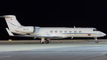 OE-ISN - Avcon Jet Gulfstream Aerospace G-V, G-V-SP, G500, G550