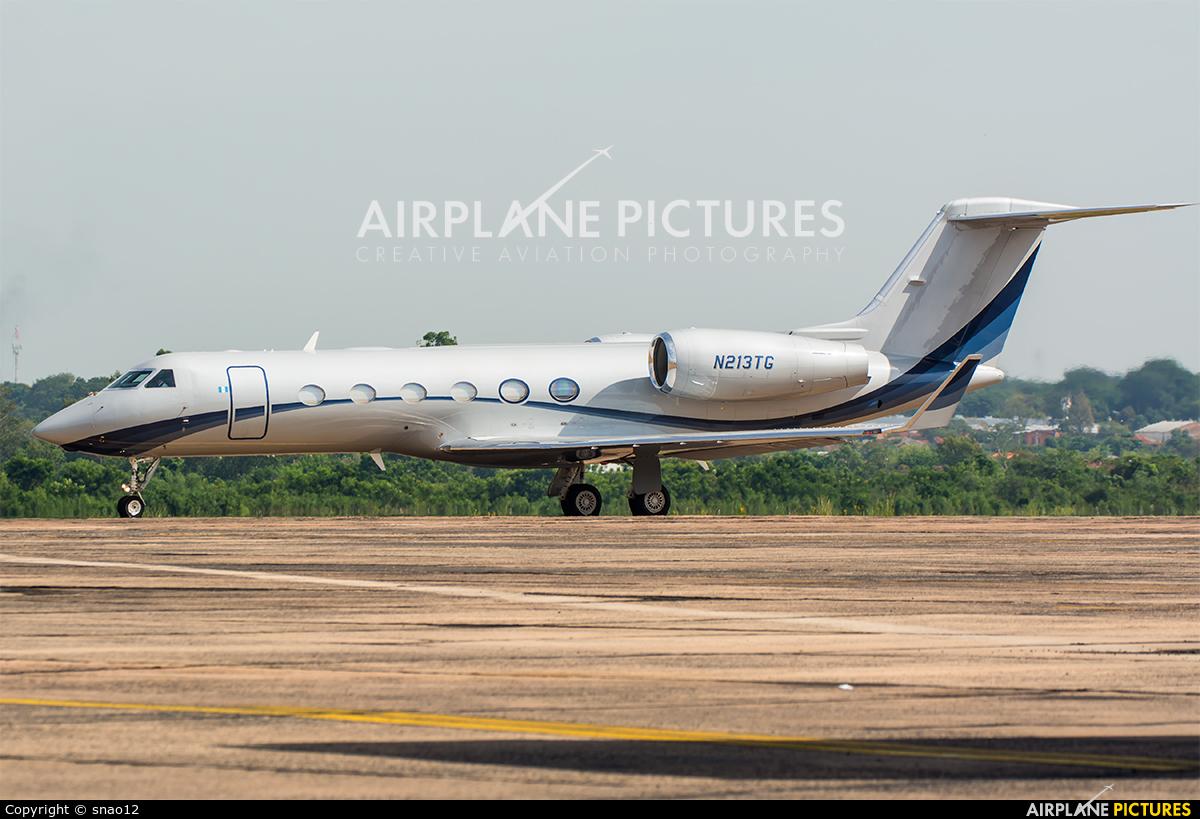 Wells Fargo Bank Northwest N213TG aircraft at Asuncion - Silvio Pettirossi Intl