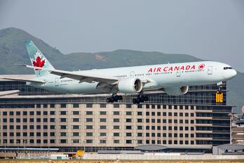 C-FNNU - Air Canada Boeing 777-300ER