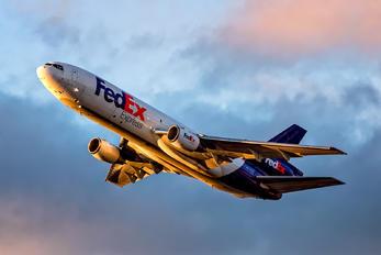 N564FE - FedEx Federal Express McDonnell Douglas MD-10-10F