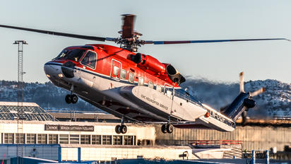 LN-OQF - CHC Norway Sikorsky S-92A