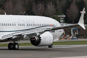 N8702L - Boeing Company Boeing 737-8 MAX
