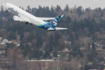 N428AS - Alaska Airlines Boeing 737-900ER