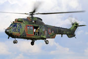 S-458 - Netherlands - Air Force Aerospatiale AS532 Cougar aircraft