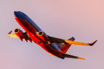 N954WN - Southwest Airlines Boeing 737-700
